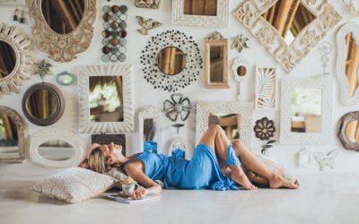 Conjunto de espelhos: saiba como criar para decorar ambientes da casa